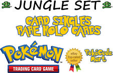 Pokemon TCG Jungle Set Rare Holo Cards Selection - You Choose (/64)