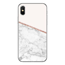Etuis Housse Coque Marble Silicone TPU Cover Case Pour Iphone 5 6 6S 7 8 PLUS