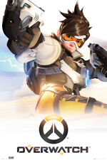 Overwatch - Key Art - Game Videospiel Poster Grösse 61x91,5cm