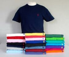 New Polo Ralph Lauren Custom Fit Crew Neck Polo Men's T-Shirts S-2XL