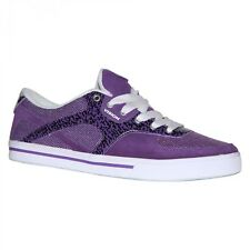 Baskets Femme samples shoes VISION STREET WEAR CONTEDA PURPLE WOMEN