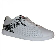 Baskets Homme samples shoes VISION STREET WEAR MESA WHITE BLACK MEN