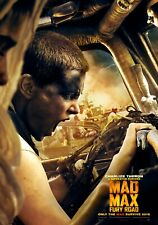 MAD MAX; FURY ROAD Movie PHOTO Print POSTER Tom Hardy Charlize Theron Film Art 5