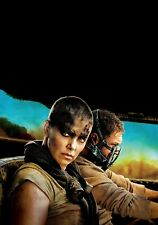 MAD MAX; FURY ROAD Movie PHOTO Print POSTER Textless Film Art Tom Hardy 006