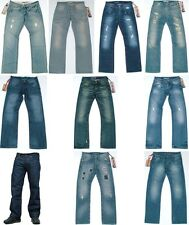 GANG Pete, Jim, Jason, Keeper Jeans, W28 - to - W38 NUOVO