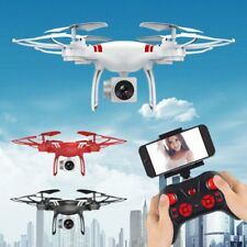 KY101 Wide Angle 0.3MP Camera Quadcopter RC 2.4GHz Drone WiFi FPV Helicopter