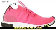 Scarpe Adidas NMD Racer PK Primeknit CQ2442 sneakers socks shoes pink