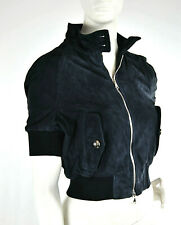 Giubbotto Donna Bomber Pelle RED VALENTINO Italy D688 Tg 44 veste 42/44 rrp 891€