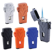 Vector KGM Retro Single Jet-Torch Lighter  - All Colors, Free FAST Shipping