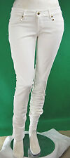 Jeans Donna Pantaloni MET Made in Italy Slim Fit Trousers C629 Tg 29 veste slim