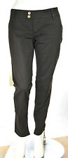 Jeans Donna Pantaloni MET Slim Fit Made in Italy  C945 Tg 33