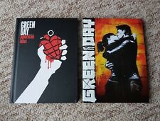 Green Day American Idiot &  20th Century Breakdown Limited Editions Book & CD