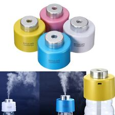 BG581 Mini Portable Bottle Cap Air Humidifier with USB Cable for Office Home