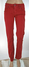 Jeans Donna Pantaloni MET  Made in Italy Woman Trousers C749 Tg 27