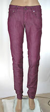 Jeans Donna Pantaloni MET  Made in Italy Woman Trousers C748 Tg 27