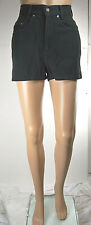 Jeans Corti Donna Pantaloni Shorts LE BIG of BROADWAY Made in Italy D500 Tg 26