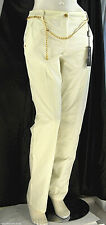 Pantaloni Donna Trousers Eleganti MISS COMODE Made in Italy D362 Tg 44