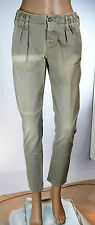 Pantaloni Donna Jeans MET Loose Fit Made in Italy C768 Tg 25 conformata veste 26
