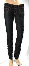Jeans Donna Pantaloni MET Regular Fit Made in Italy Woman Trousers C385 Tg. 27