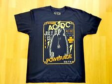 AC / DC - Powerage Tour 78   T-SHIRT  Official Merchandise