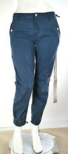 Jeans Donna Pantaloni MET Made in Italy Regular Fit SA157 Tg 27 veste 29