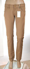 Jeans Donna Pantaloni MET Regular Fit Made in Italy C894 Tg 27