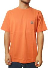 T-shirt Carhartt WIP pocket tee maglietta taschino orange arancio