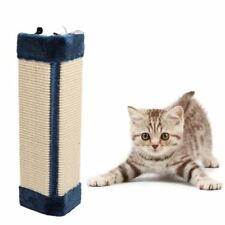 Cat Scratch Board cat Toy Kitten Scratcher Mat Pad Interactive cat Toy for Pet d