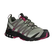 Multifunktionsschuh Salomon XA Pro 3D GTX, Damen, Outdoor, Shadow, Mat.mix
