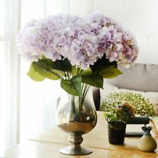 Artificial Flowers Hydrangea Bouquet for Wedding Party Home Decoration Floral 5