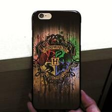 Harry Potter Hogwarts Phone Back Case Cover for iPhone (Various Models)