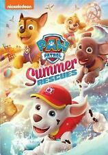 Paw Patrol:summer Rescues - DVD Region 1 Free Shipping!