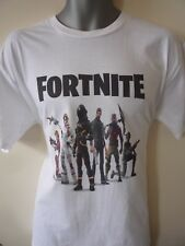 FORTNITE CHARACTER DESIGN KIDS ADULTS T-SHIRT XBOX PS4 PC GAMING