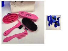 Haas Grooming Brushes Childrens Grooming Brush Blue or Pink FREE DELIVERY