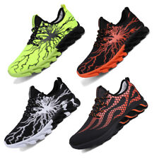 Men's Breathable Fashion Sneakers Outdoor Sport Shoes for Trainer Hiking Running