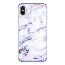 Etui Housse Coque Clouds Style Rubber TPU Cover Case Pour Iphone 5 6 6S 7 8 PLUS
