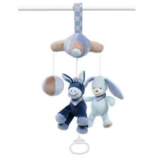 NATTOU Mini Mobile | Soft Plush, Cot Decoration | FREE DELIVERY | RRP £24.95