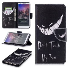 Pattern Magnetic Flip Leather Wallet Stand Card Case Cover For Xiaomi Redmi 4X/5