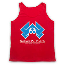 DIE HARD UNOFFICIAL NAKATOMI PLAZA TOWERS ACTION FILM ADULTS VEST TANK TOP