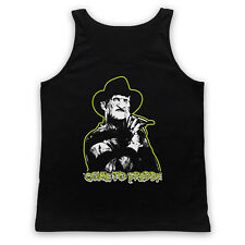 COME TO FREDDY KRUEGER UNOFFICIAL NIGHTMARE ON ELM ST ADULTS VEST TANK TOP