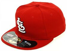 New Era - MLB St. Louis Cardinals Authentic On-Field 59Fifty Cap - Rot