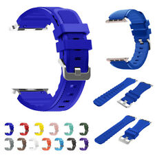New Replacement Sports Silicone Band Strap For Apple iWatch Series 3/2/1 38/42mm