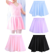 Kid Baby Girls Gymnastic Dancing Ballet Skirt Tutu Dress Party Dancewear Costume