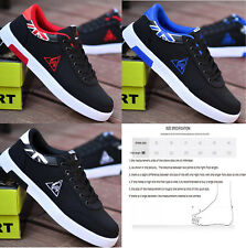 MEN'S RUNNING SPORTS ATHLETIC OUTDOOR SNEAKERS BREATHABLE FOOTWEAR CASUAL SHOES