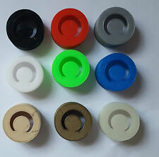 Slotted Guage Cap Compatible with Weihrauch HW100 ( Various Colours )