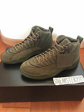 Nike Air Jordan 12 XII Retro PSNY Olive Milano Exclusive US 14 EU 48.5
