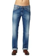 Pepe Jeans Herren Jeans PM200143N56 Kingston Zip Regular Fit sanfore twist