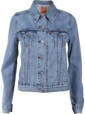 Levis donna giacca in jeans TRUCKER - Regular Fit - Blu - All Yours