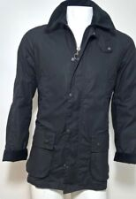 Barbour Ashby Wax Jacket UOMO NAVY GIACCA UOMO BARBOUR