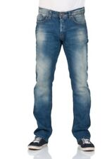 LTB jeans homme Hollywood - coupe slim droite - Bleu - TIMOR Wash